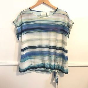Chicos | size 1 cute top